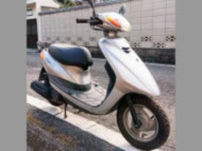 高崎市高砂町で原付バイクのヤマハ JOG FIを無料引き取り処分と廃車
