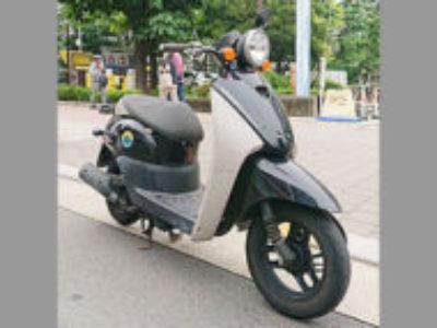 江東区東陽4丁目で原付バイクのホンダ トゥデイ Fを無料で引き取り処分