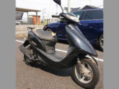 太田市東長岡町で原付バイクのホンダ Dio FI ブラックを無料引き取りと処分