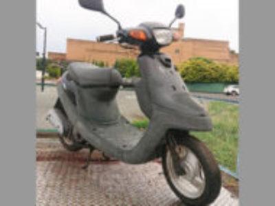 太田市西矢島町で原付バイクのヤマハ JOG アプリオ ブラックを無料引き取り処分と廃車