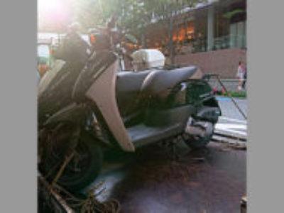 港区六本木6丁目で原付バイクのホンダ トゥデイ F グレーを無料で引き取り処分と廃車