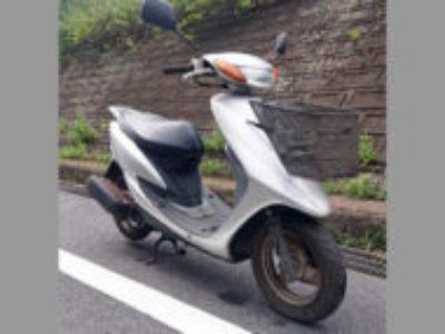 足立区千住大川町で原付バイクのヤマハ JOG/2ストを無料で引き取り処分