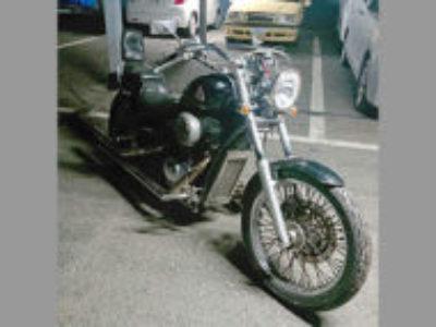 横浜市青葉区美しが丘4丁目で400ccバイクのホンダ スティード400を無料で引き取り処分と廃車