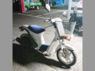 横浜市青葉区美しが丘1丁目で原付バイクのスズキ スーパーモレを無料引き取り処分