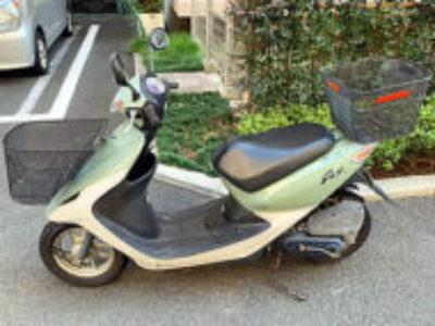 江戸川区西葛西3丁目で原付バイクのホンダ スマートDio DXを無料引き取り処分