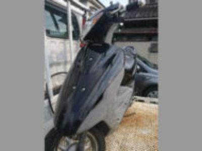 東久留米市新川町1丁目で原付バイクのホンダ スマートDio ブラックを無料で引き取り処分