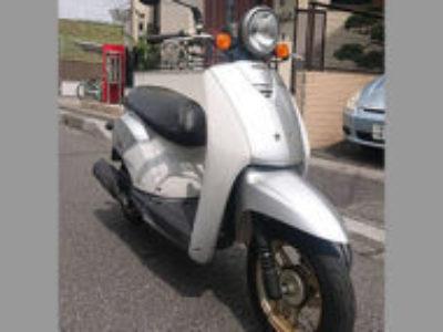 浦安市富士見5丁目で原付バイクのホンダ トゥデイ シルバーを無料で引き取り処分