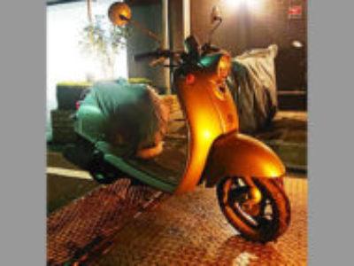 江戸川区平井5丁目で原付バイクのヤマハ ビーノ2ストを無料引き取り処分