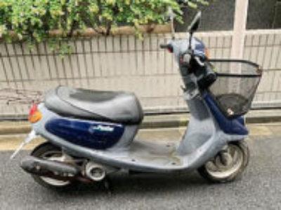 新宿区舟町で原付バイクのヤマハ JOG ポシェを無料で引き取り処分