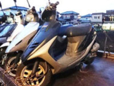 船橋市海神町南1丁目で原付バイクのホンダ スーパーDio ブラックを無料引き取り処分