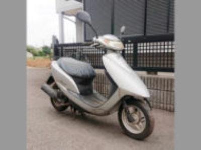 柏市南増尾3丁目で原付バイクのホンダ Dio/AF62 シルバーを無料引き取り処分