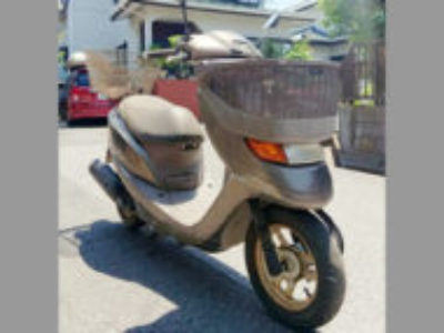 袖ケ浦市蔵波で原付バイクのホンダ Dio チェスタを無料引き取りと処分