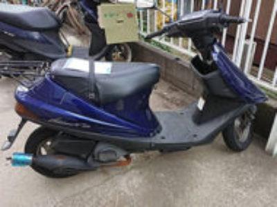 八千代市大和田で原付バイクのスズキ アドレスV100を無料引き取りと処分