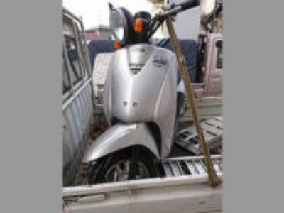 川口市前川3丁目で原付バイクのホンダ 初代トゥデイを無料で引き取り処分と廃車