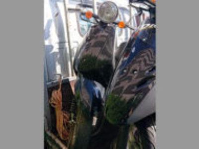 所沢市東所沢2丁目で原付バイクのホンダ 初代トゥデイを無料で引き取りと処分