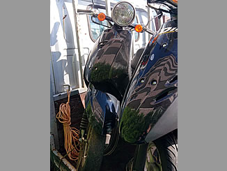 所沢市東所沢2丁目で無料で処分と廃車をしたホンダ 初代トゥデイ
