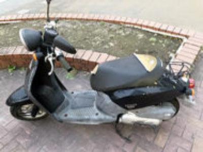 江戸川区臨海町5丁目で原付バイクのホンダ トゥデイを無料引き取り処分と廃車