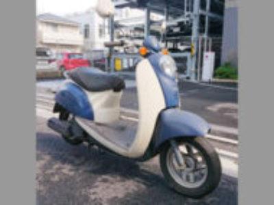 府中市西府町1丁目で原付バイクのホンダ クレアスクーピーを無料引き取りと処分