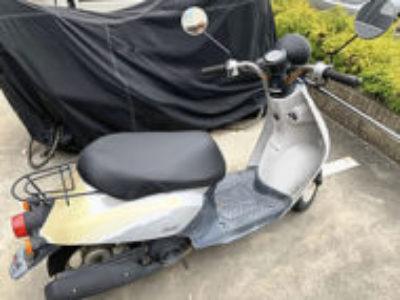 朝霞市溝沼5丁目で原付バイクのホンダ トゥデイ イエローを無料引き取りと処分