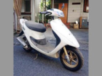 調布市上石原3丁目で原付バイクのホンダ ライブDio ZXを無料引き取り処分と廃車