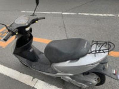 さいたま市南区南浦和3丁目で原付バイクのホンダ Dioを無料引き取り処分