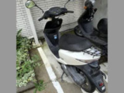飯能市美杉台5丁目で原付バイクのホンダ Dio FIを無料引き取り処分と廃車