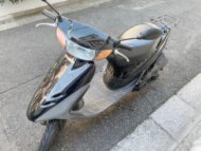 杉並区和泉1丁目で原付バイクのホンダ ライブDio Sを無料引き取り処分と廃車