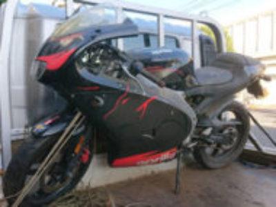 藤沢市用田で原付バイクのアプリリア RS50を無料引き取り処分と廃車