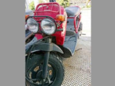 世田谷区中町5丁目で原付バイクのホンダ ズーマーを無料で引き取り処分と廃車