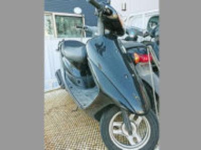 川口市末広1丁目で原付バイクのホンダ ライブDio Sを無料で引き取り処分