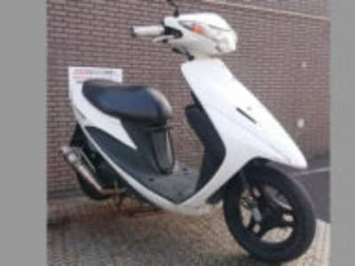 板橋区徳丸4丁目で原付バイクのスズキ アドレスV50を無料引き取り処分と廃車