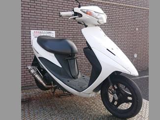 板橋区徳丸4丁目で無料で引き取りと廃車をした原付バイクのスズキ アドレスV50