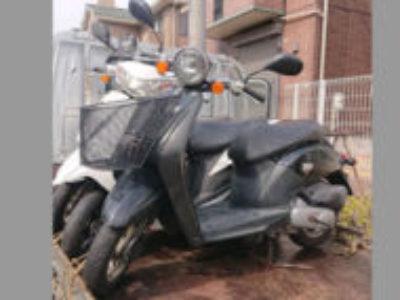 江東区豊洲6丁目で原付バイクのホンダ トゥデイを無料で引き取り処分と廃車