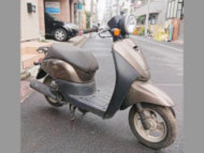 江東区猿江2丁目で原付バイクのホンダ トゥデイ FIを無料で引き取りと処分