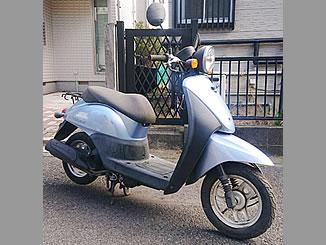 海老名市杉久保北4丁目で無料で引き取り処分をした原付バイクのホンダ トゥディ FI