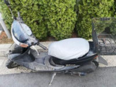世田谷区上祖師谷2丁目で原付バイクのホンダ ライブDio Jを無料で引き取り処分