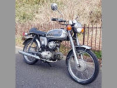 横浜市旭区上白根町で原付バイクのヤマハ YB-1を無料引き取り処分と廃車