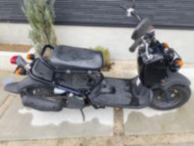 三郷市早稲田7丁目で原付バイクのホンダ ズーマーを無料で引き取り処分