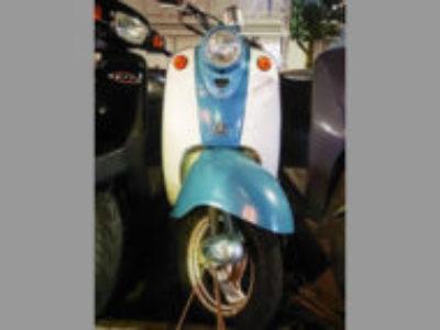 練馬区春日町2丁目で原付バイクのヤマハ ビーノ クラシックを無料で引き取り処分
