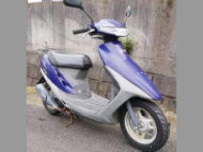 横浜市青葉区荏田西2丁目で原付バイクのホンダ スーパーDioを無料引き取り処分と廃車