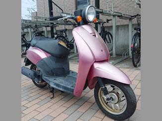 横浜市泉区新橋町で無料で引き取り処分と廃車をした原付バイクのトゥデイ