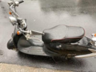 文京区水道2丁目で原付バイクのホンダ ジョーカー90を無料引き取り処分と廃車