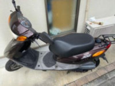 北区赤羽2丁目で原付バイクのヤマハ JOG FIを無料で引き取り処分と廃車