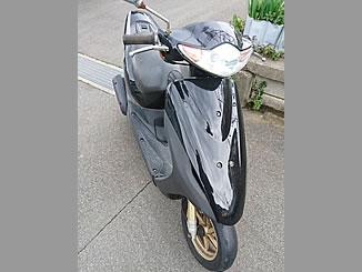 習志野市藤崎で無料で引き取り処分をした原付バイクのスマートDio Z4