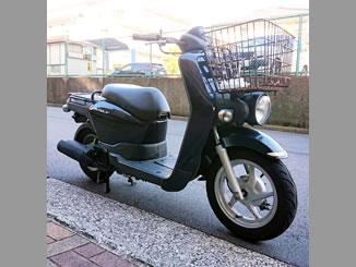 横浜市金沢区釜利谷東6丁目で無料で引き取り処分と廃車をした原付バイクのベンリィ50