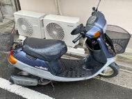 葛飾区鎌倉3丁目で原付バイクのJOG アプリオを無料引き取り処分と廃車