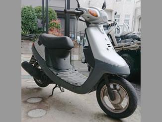 千葉市中央区千葉寺町で無料で引き取り処分と廃車をした原付バイクのJOG アプリオ