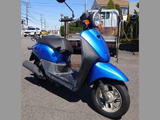 町田市で無料で引き取り処分と廃車をした原付バイクのトゥデイ FI