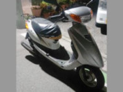 荒川区荒川3丁目で原付バイクのJOG FIを無料で引き取り処分と廃車