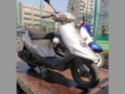 文京区向丘1丁目で原付バイクのアドレスV100を無料で引き取り処分